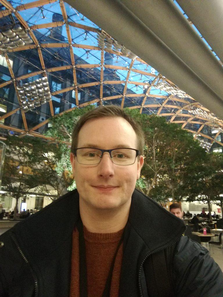 John Cunningham - Web Development Manager