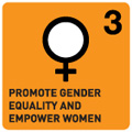 Millennium Development Goal 3: Promote gender equality and empower women